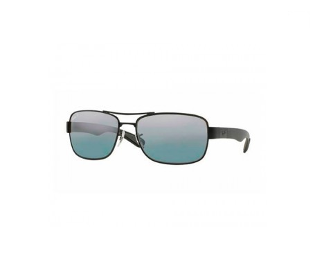Ray-Ban RB3522 Plata Espejada 21mm lente