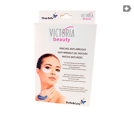 Innoatek Victoria Beauty parches ojos 8uds