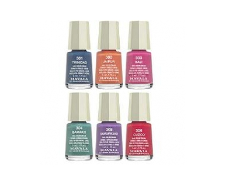 Mavala esmalte Samarkand (color 305) 5ml