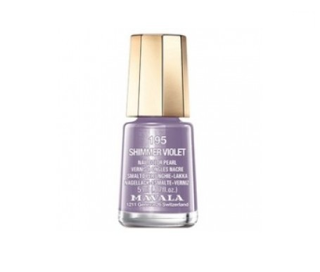 Mavala esmalte Shimmer Violet (color 195) 5ml