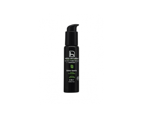 Homo Naturals mousse de limpieza facial pH5,5 70ml