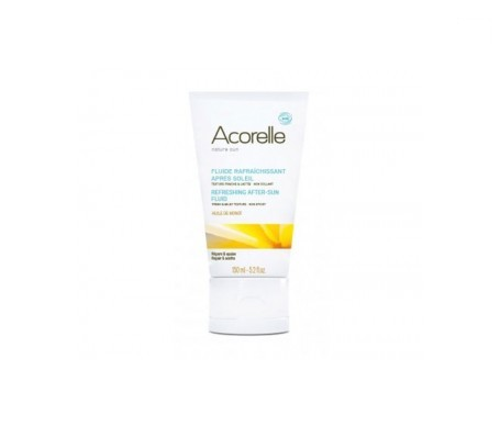 Acorelle fluido refrescante after-sun 150ml