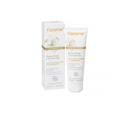 Florame Lys Perfection mascarilla facial efecto lifting 75ml
