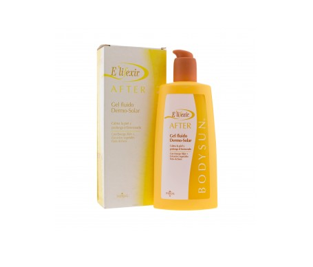 Elifexir Body Sun After 300 Ml