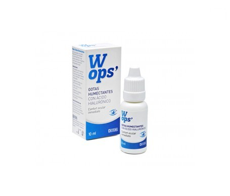 Wops' gotas humectantes 10ml