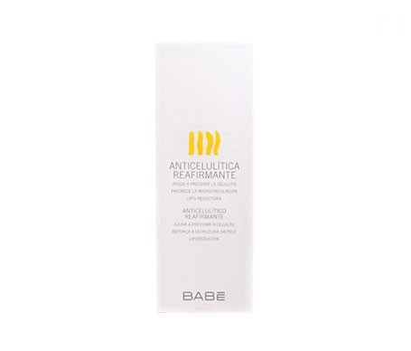 Babé Anticelulitica Reafirmante 200ml