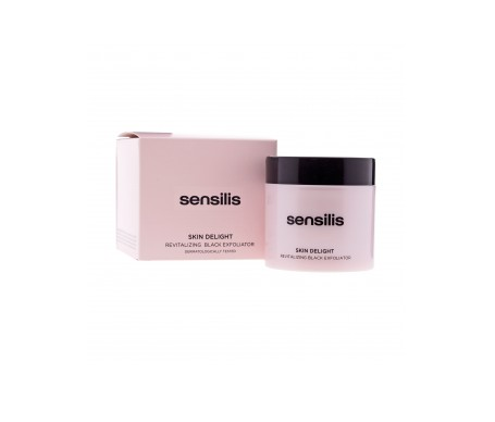Sensilis Skin Delight Revitalizing peeling negro revitalizante 75ml