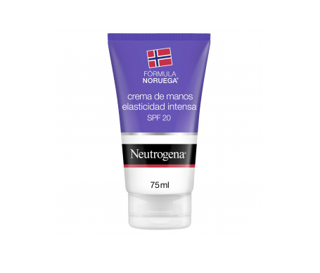 Neutrogena® Visibly Renew SPF20+ crema de manos 75ml
