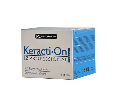 Keracti-on crema alisadora suave 200ml