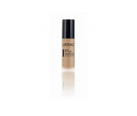 Lierac base maquillaje color dorado 30ml