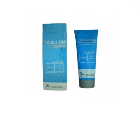 Nm Vitalur crema corporal 200ml