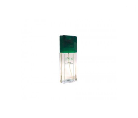 1714 Genuina eau de cologne atomizador 50ml