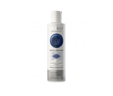 Mossa Youth Defence tónico calmante vitamínico 200ml