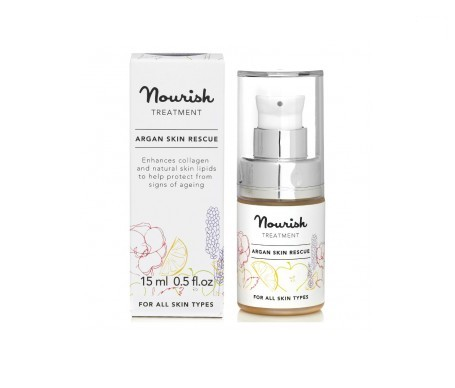 Nourish aceite revitalizante con argán 15ml