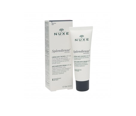 Nuxe Splendieuse crema antimanchas SPF20+ 50ml