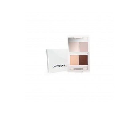 DermEyes® Healthy Eyes Shadows Nº1 Sand