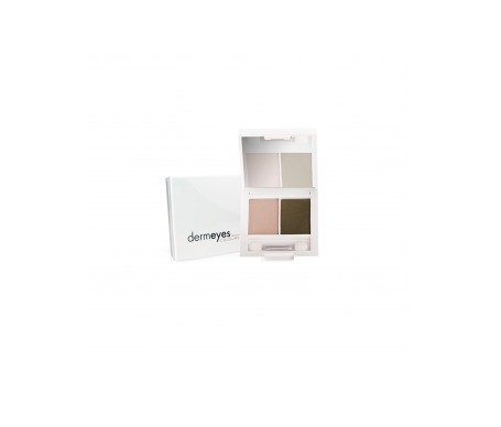 DermEyes® Healthy Eyes Shadows Nº2 Palm