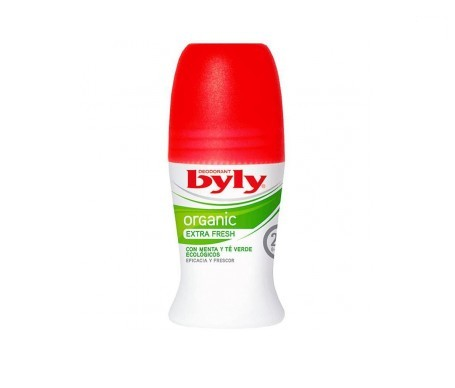 Byly Organic roll on 50ml
