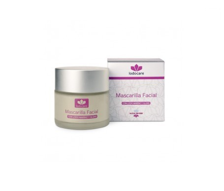 Lodocare mascarilla facial 60ml