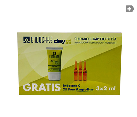 Endocare Day 40ml + Endocare C 3amp