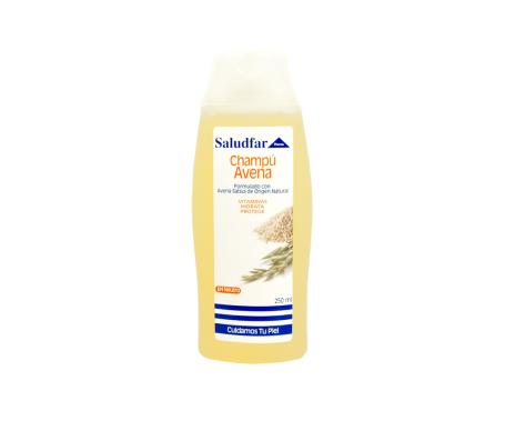 Saludfar New Hair champú mineralizado 400ml