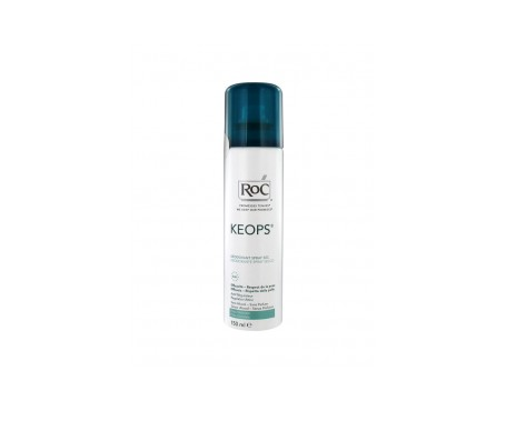 RoC Keops desodorante spray seco sin alcohol 150ml