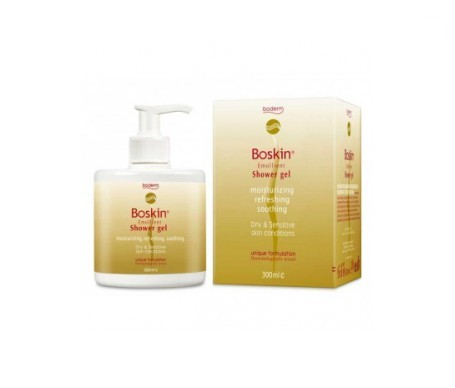 Boskin Shower gel emoliente 300ml