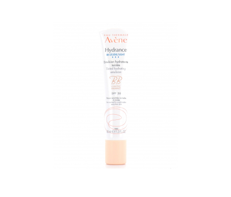 Avène Hydrance Optimale perfeccionadora del tono ligera SPF30+ 40ml