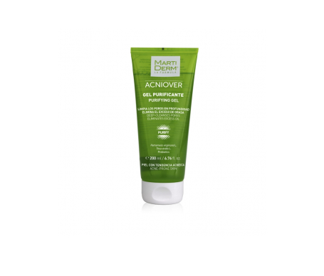 MARTIDERM® Acniover gel purificante 200ml