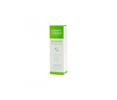 MARTIDERM® Acniover Cremigel activo 40ml