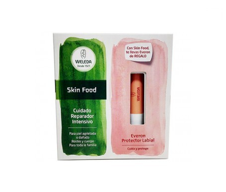 Weleda Pack Skin Food + REGALO