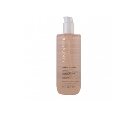 Lancaster Express Cleansing Face & Eye tónico 400ml