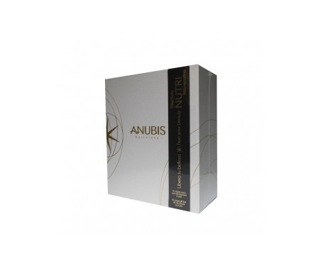 Anubis Barcelona pack Effectivity Caviar&Pearl