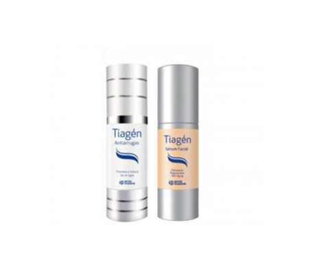 Tiagén pack antiarrugas airless 30ml + sérum facial 30ml