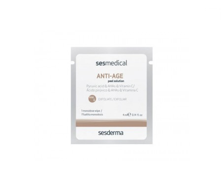 Sesderma Sesmedical Anti-Age Peel Solution toallita 1ud