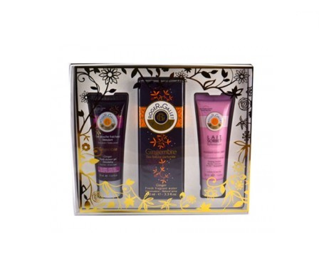Roger&Gallet Cofre Gingembre Rouge 2015