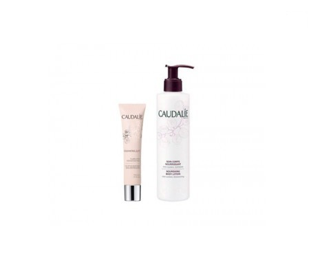 Caudalie Resveratrol Lift fluido litfting 40ml + tratamiento corporal 70ml