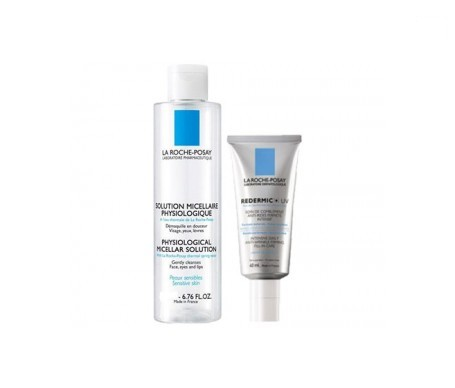 La Roche-Posay Redermic C UV 40ml + agua micelar 100ml