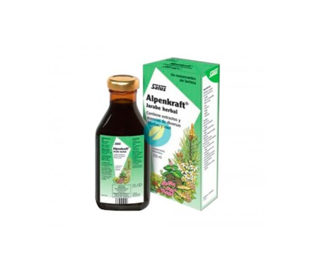 Alpenkraft® jarabe herbal 250ml