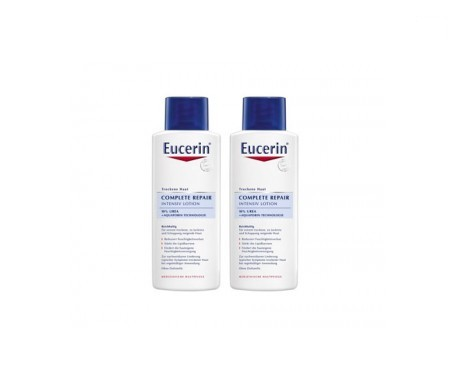 Eucerin pack Complete Repair 2x400ml