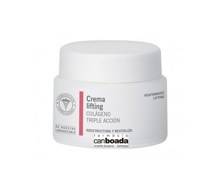 Can Boada crema lifting 50ml