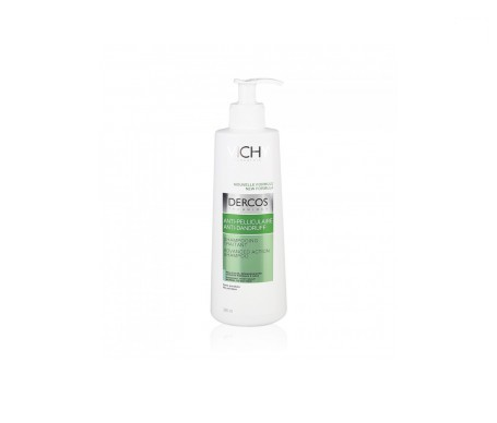 Vichy Dercos Technique champú anticaspa cabello graso 400ml