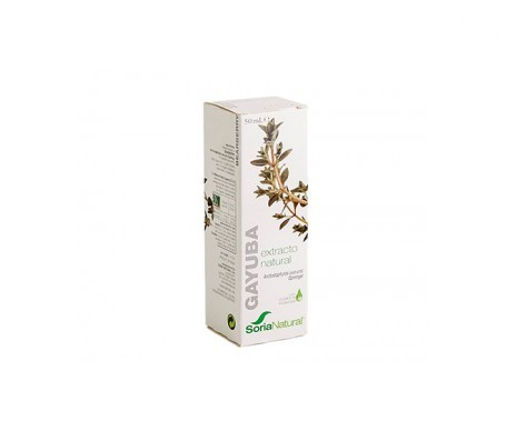 Soria Natural extracto de gayuba 50ml