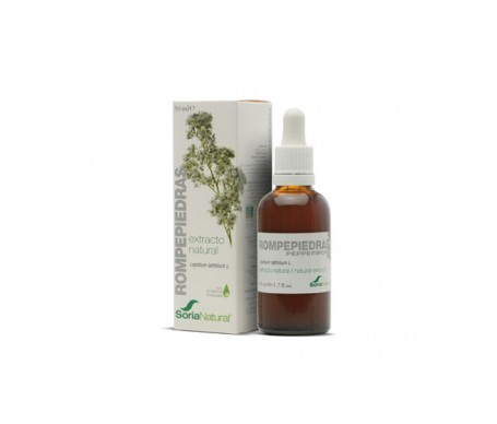 Soria Natural extracto de rompepiedra 50ml
