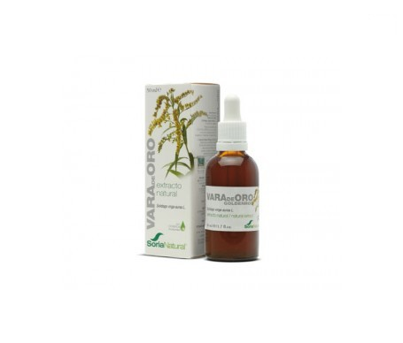 Soria Natural extracto de vara de oro 50ml