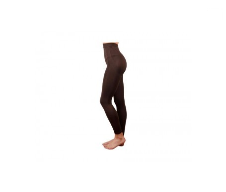 Anaissa legging push up anticelulítico Emana140 color marrón Talla-M