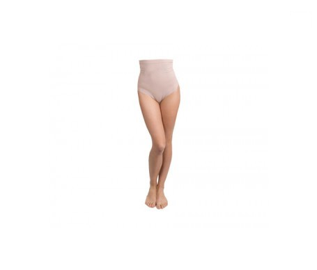 Anaissa shorty mini anticelulítico color beige Talla-M