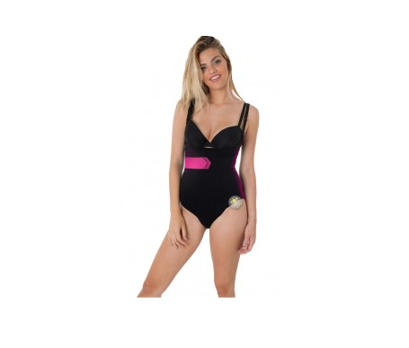 Anaissa body up reductor efecto 3D con tecnología Biotech color negro Talla-M