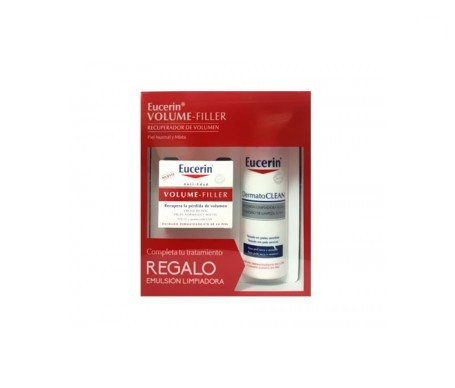 Eucerin® Volume Filler piel normal mixta 50ml + REGALO emulsión limpiadora 200ml