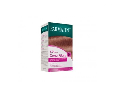 Farmatint Colour Gloss 8.74 canela 160ml